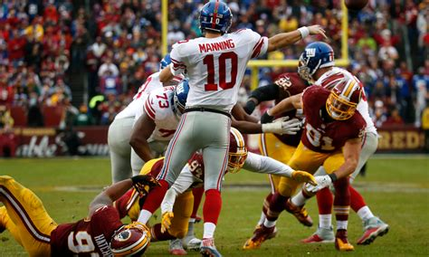 york giants  washington redskins tv radio