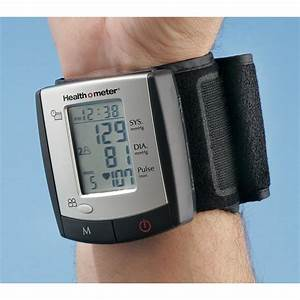 Health O Meter U00ae Wrist Blood Pressure Monitor