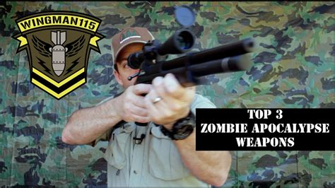 zombie apocalypse weapons tagged survival