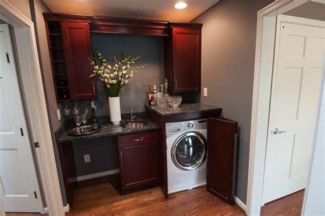 wet bar  laundry laundry room cincinnati
