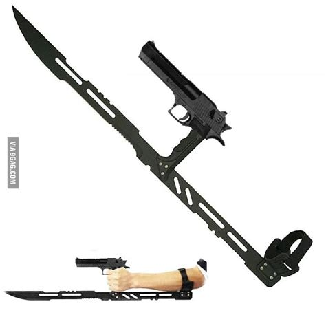 zombie apocalypse weapon 9gag