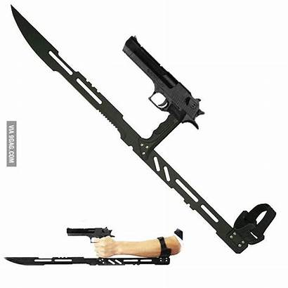 Zombie Apocalypse Weapon 9gag Gag