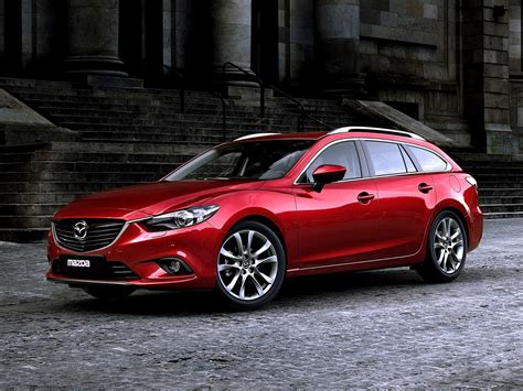 Mazda Car :  Mazda 6 Wagon (2013