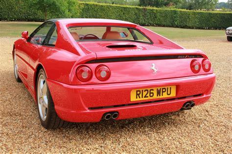 1997 ferrari f355 f1 press kit w/photo slides catalog prospekt type f129. 1997 FERRARI 355 GTS F1 - SOLD - Bicester Sports & Classics