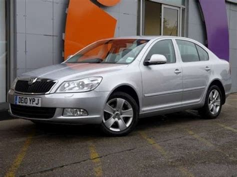 skoda octavia 2010 review our 2010 skoda octavia elegance 1 9tdi hatchback