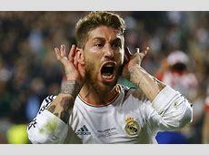 Sergio Ramos Man Utd made firm offer World Soccer