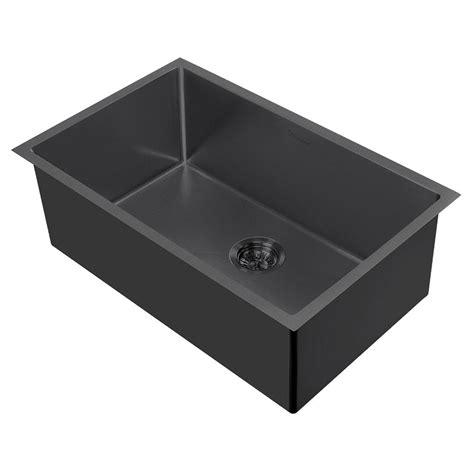 stainless steel sinks home depot whitehaus collection noah plus dual mount stainless steel