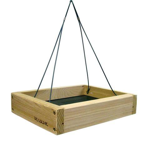 Woodlink Small Hanging Platform Bird FeederPLAT1 The