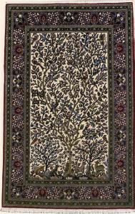 Fayaz Perito tappeti orientali Expertise del tappeto Qum (Ghom) vecchio Iran