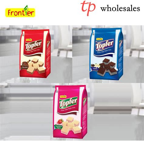 TOPFER WAFER CUBES 180G | Shopee Malaysia