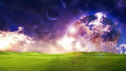 Land Fantasy Wallpapers Backgrounds