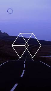 exo logo lockscreen | Tumblr