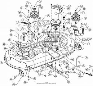 50 Troy Bilt Pony 42 Deck Belt Diagram Rm5r  U2013 Draw Alimy Us