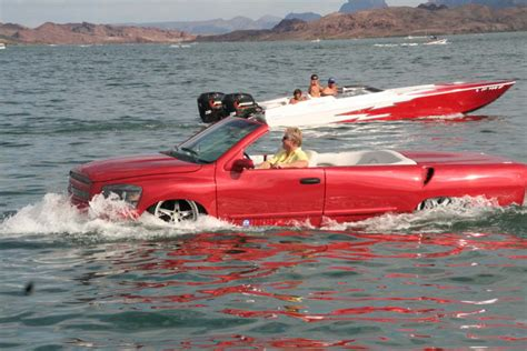 watercar  worlds fastest amphibious vehicle lost