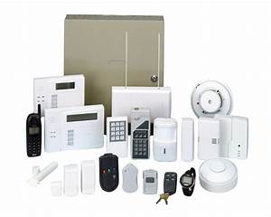 Wireless alarm system wireless alarm systems with camera for Top security systems for home