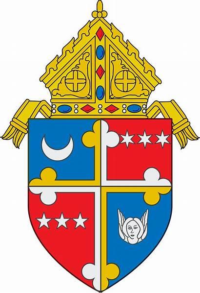 Catholic Washington Archdiocese Roman Svg Arms Coat