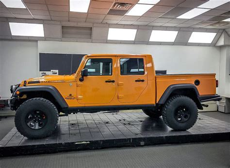 Jeeps With Truck Beds by 2019 Jeep Wrangler Or Truck Up Occasion