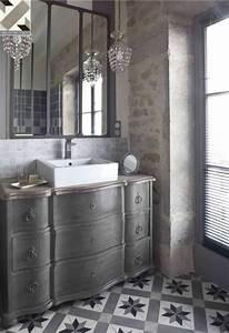 carreaux de ciment decor formes geometriques 20x20 cm gris With carreau ciment gris