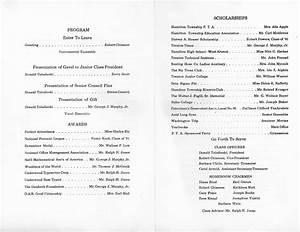 1960 Hamilton High Nj Grads  Programs Programs Programs