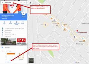 How To Review PB Leisurewear on Google Maps