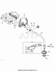 Mtd Mp429 41ad429c995 Parts Diagram For General Assembly