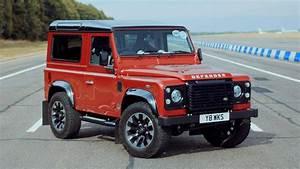 Land Rover Defender Works V8 Walkaround