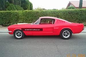 Ford Mustang Fastback 1965 : 1965 ford mustang fastback ~ Dode.kayakingforconservation.com Idées de Décoration