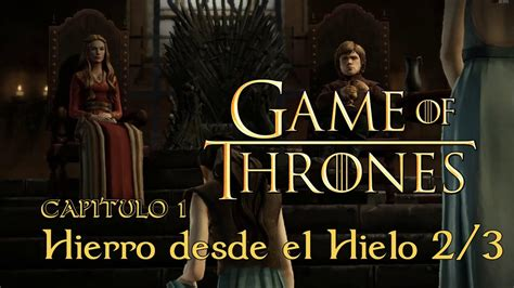 Juego De Tronos -temporada 1