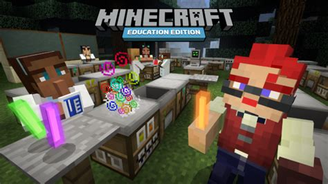 minecraft   chemistry update schools  hololens