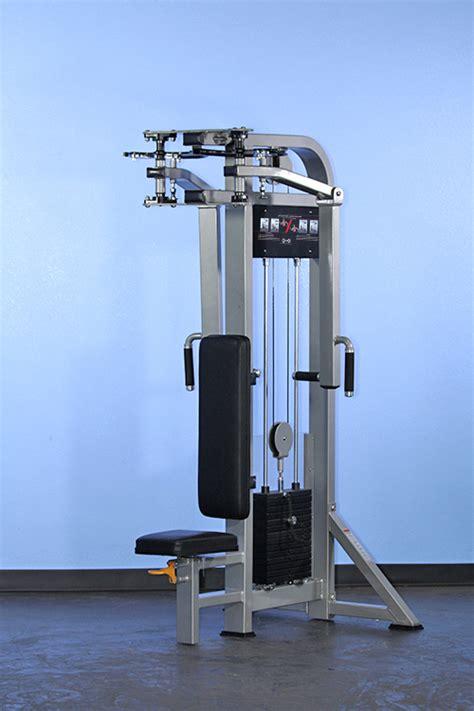Rear Pec Deck Row by Pec Deck Rear Delt Combo Machine D Fitness