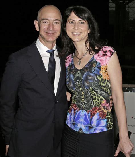Jeff Mackenzie Bezos and His Wife