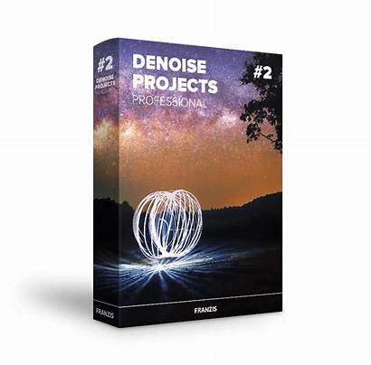 Franzis Denoise Professional Projects
