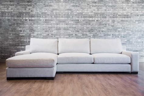 The Capris Leather Sectional Sofa