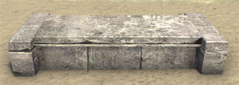 eso fashion ayleid bench carved elder scrolls