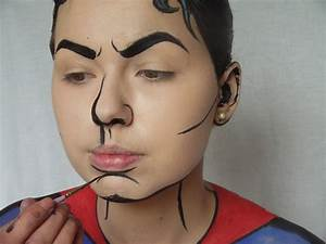Crown Brush  Superman Pop Art Tutorial By Make