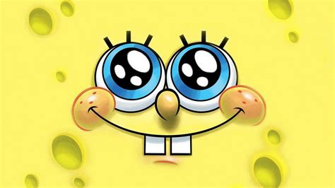 Spongebob Flower Background ·①