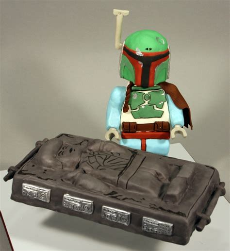 awesome lego star wars cake   pages