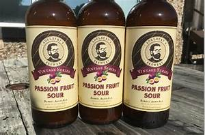 Adelbert's Brewery Releases Passion Fruit Sour