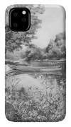 Slow River Drawing by Denis Chernov