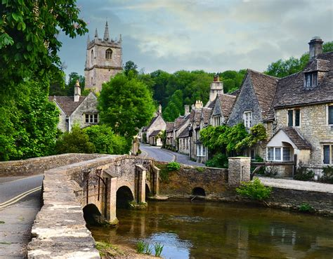 english village wallpaper gallery