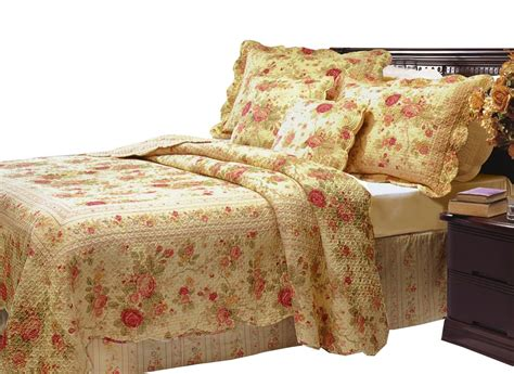 king bed furniture set bedroom bedroom shabby chic garden floral themed quilt