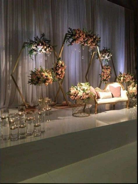 62 extravagant white indoor wedding ceremony 30 Wedding