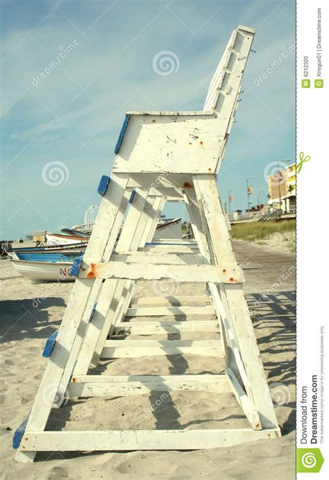 lifeguard tower stock photo image 6212320