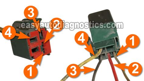 Ford Ranger Fuel Pump Wiring Diagram