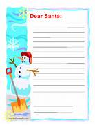 Printable Dear Santa Letter Template Dear Santa Letter Template Christmas Letter Dear Santa Letter 3 If Your Child Has Already Sent Out A Dear Santa Letter And You Want