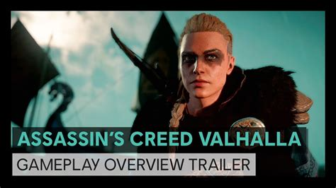 assassins creed valhalla gameplay overview release
