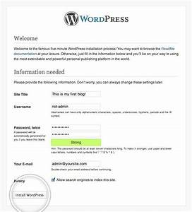 Here U0026 39 S How To Install Wordpress The Manual Way  Lots Of