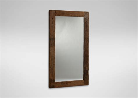floor mirror reclaimed wood reclaimed wood floor mirror mirrors