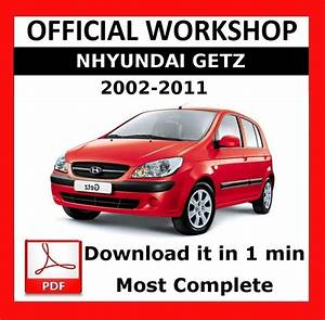 U0026gt  U0026gt  Official Workshop Manual Service Repair Hyundai Getz