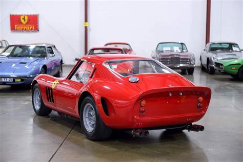Completed in june of 1963, this 250 gto was sold. 1965 Ferrari 330 for sale #1742363 - Hemmings Motor News